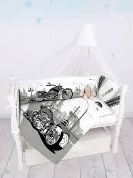 Комплект в кроватку <b>AmaroBaby</b> 7 предметов <b>EXCLUSIVE</b> ...