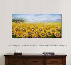 large wall art heavy texture art canvas painting landscape painting paintingartwork