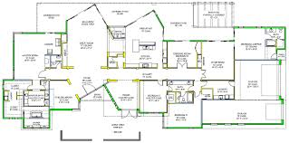 Large Craftsman Style House Plan CRFT2953 Sq Ft  Luxury Home Large House Plans