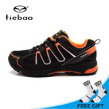 Tiebao Sports Leisure Cycling Shoes <b>Mountain</b> MTB Bike Shoes ...