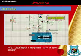 temperature based fan speed controller circuit diagram methodology