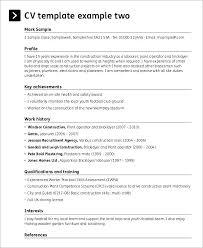 Construction Superintendent Resume Templates Resume Templates Construction Resume Template Construction