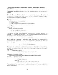 grade 7 worksheets math integers learning module in free printable science integer beautiful for k 6