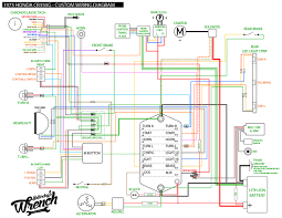polaris predator 90 wiring diagram wirdig custom wiring diagram m unit install