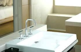kohler glass sink glass vessel sink bathroom vessel medium size decor vessel sink design ideas with kohler glass sink