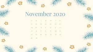 November Calendar Wallpaper - KoLPaPer ...