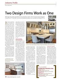 Kitchen And Bath Design News A Special Thanks To Kitchen And Bath Design News Magazine