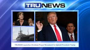 Prayer Uphold Trunews President Movement Trump Christian To Launches EBqpXg