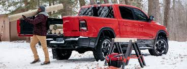 How Does the New Ram 1500 Tailgate Work?