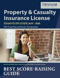 The important principle of insurance are as follows: Property And Casualty Insurance License Exam Study Guide 2019 2020 P C Exam Prep Trivium Test Prep Test Prep