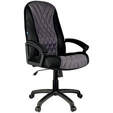 <b>Кресло руководителя Helmi HL-E85</b> Graphite, ткань TW черная ...