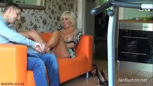 Mom gives massage porn