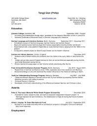 Double Major On Resume u2013 Resume Examples - resume double major .