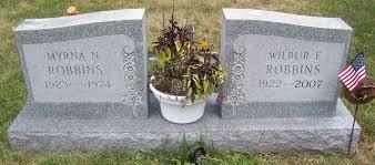 Myrna N. Northrup Robbins (1923-1974) - Find A Grave Memorial