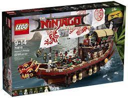 The LEGO Ninjago Movie 70618 - Destiny's Bounty | Lego ninjago, Lego ninjago  movie, Lego ninjago ninja