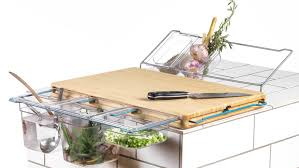 Collect this idea Frankfurter Brett Kitchen Workbench Upgraded Cutting Board