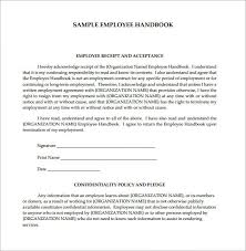 Sample Shipping Manual Template