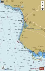 Estero Bay Marine Chart Us18703_p1877 Nautical Charts App
