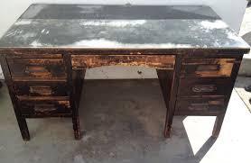 thumb through 8f643c antique wood teachers desk writing desk banker desk rustic