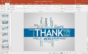 Creating Powerpoint Templates Animated Word Cloud Powerpoint Template