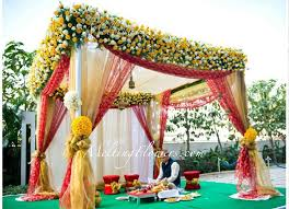 Small Picture Tips For Beautiful Mandap Decoration Wedding Decorations Flower