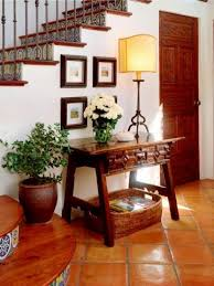mexican style interior design colour