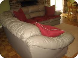 diy sectional slipcovers. BEFORE Diy Sectional Slipcovers T