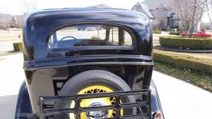 1935 Chevy 4 Door Classic Muscle Car for Sale in MI Vanguard Motor ...