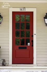 exterior door paint colorsBest 25 Front door paint colors ideas on Pinterest  Front door