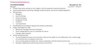 What Should Be Included In A Resume Resume Templates