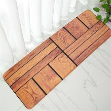 Non Slip Kitchen Floor Mats 40x120cm New Soft Non Slip Door Floor Mats Hall Rugs Kitchen