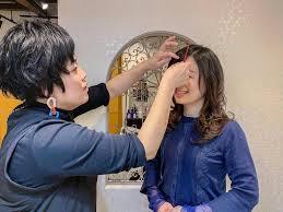 魅せ髪美容室darhara51格上げ顔診断魅せ髪メソッドで最適なヘア