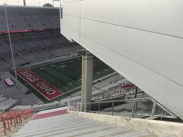 Ohio Stadium Seating Chart With Rows Ohio Stadium Section 11c Rateyourseats Com