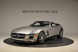 2012 Mercedes-Benz SLS AMG Stock # 7330 for sale near Greenwich ...