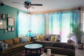 Small Picture 10 DIY Statement Curtains For Your Home Dcor Shelterness