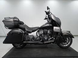 2019 Indian Motorcycle® Roadmaster® Steel Gray Smoke / Thunder Black ...