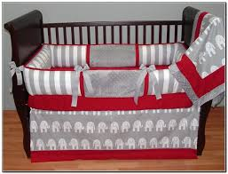 bedroom design red crib per with elephant pictures for baby boy bedding sets kids bedroom