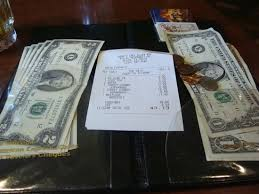 mimi s cafe our check and our gift card plus cash payment