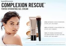 bareminerals complexion rescue kit. bareminerals complexion rescue tinted hydrating gel cream natural 05 \u2013 1.18oz bareminerals kit
