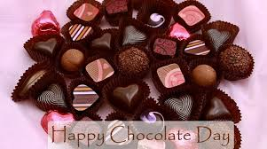 happy chocolate day 3d pics
