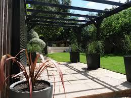 Fence Pergola Designs Stylish Pergola Inspires A Garden Redesign Jacksons Fencing
