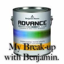 benjamin moore furniture paintBenjamin Moore Advance  PHOENIX RESTORATION