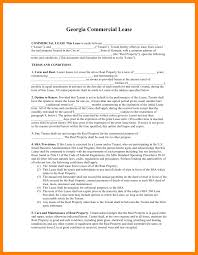 Commercial Lease Agreement In Word 24 Commercial Lease Agreement Template Word Farmer Resume 18