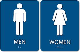restroom signs. Contemporary Restroom In Restroom Signs M