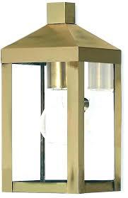 beautiful polished brass outdoor light fixtures for wonderful outside fixtures polished brass outdoor light fixtures or