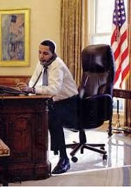 presidential office chair. President Obama In His Global Concorde Chair Presidential Office E