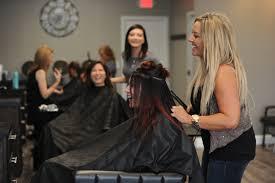 our salon the infinity team