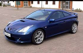 Toyota Celica's photos and pictures