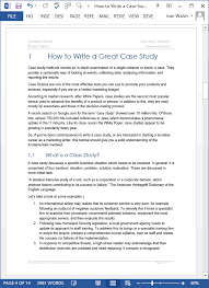Case study business english     Online Writing Lab     www      Case study tablet itnedu    jpg