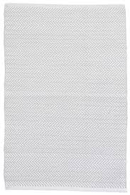 herringbone pearl grey white indoor outdoor rug